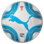Puma ÖFB Cup Final Spielball Fifa Quality Fussball Trainingsball - 83016-01 weiß/blau 001