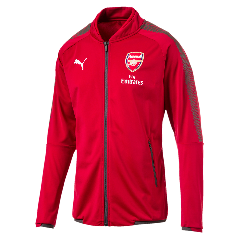 Puma FC Arsenal London Herren Stadium Jacket mi...
