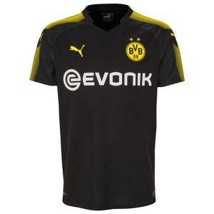 Puma BVB Borussia Dortmund Herren Promo Auswärtstrikot 17/18 - 751653-02 schwarz