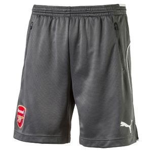 Puma FC Arsenal London Training Shorts 17/18 - Kinder Trainingsshort - 751708-01 grau