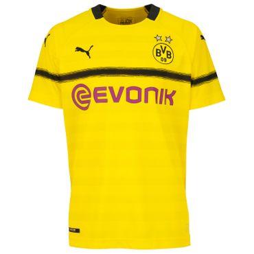 Puma BVB Borussia Dortmund Kinder Cup Shirt Ausweichtrikot 18/19 - 753324-11