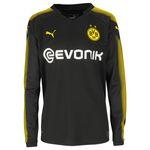 Puma BVB Borussia Dortmund Herren Promo Langarm Auswärtstrikot 17/18 - 751655-02 001