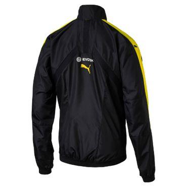 Puma BVB Borussia Dortmund Herren Stadium Vent Jacket Windbreaker 17/18 - 750723-02