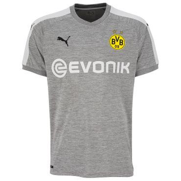 Puma BVB Borussia Dortmund Herren Promo 3rd Trikot 17/18 - 751660-03 grau