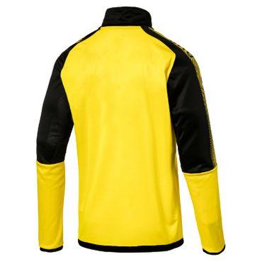 Puma BVB Borussia Dortmund Kinder Teamjacke Freizeitjacke 17/18 - 751794-01 gelb