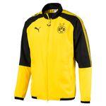 Puma BVB Borussia Dortmund Kinder Teamjacke Freizeitjacke 17/18 - 751794-01 gelb 001