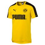 Puma BVB Borussia Dortmund Herren Puma Tee T-Shirt - 751824-01 gelb 001