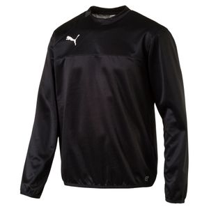 Puma Esquadra - Herren Training Sweat - 654380-27 schwarz
