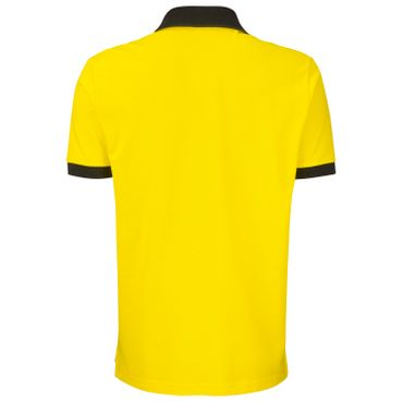 Puma BVB Borussia Dortmund Kinder Badge Polo Shirt - 750124-01 gelb