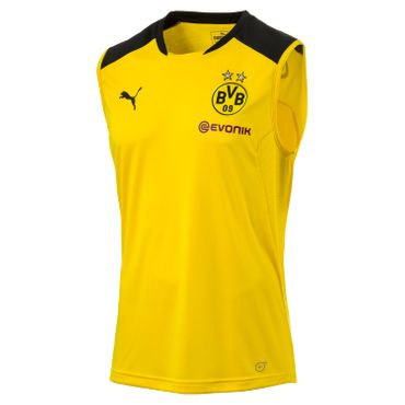 Puma BVB Borussia Dortmund Herren SL Training Jersey - 751769-01 gelb