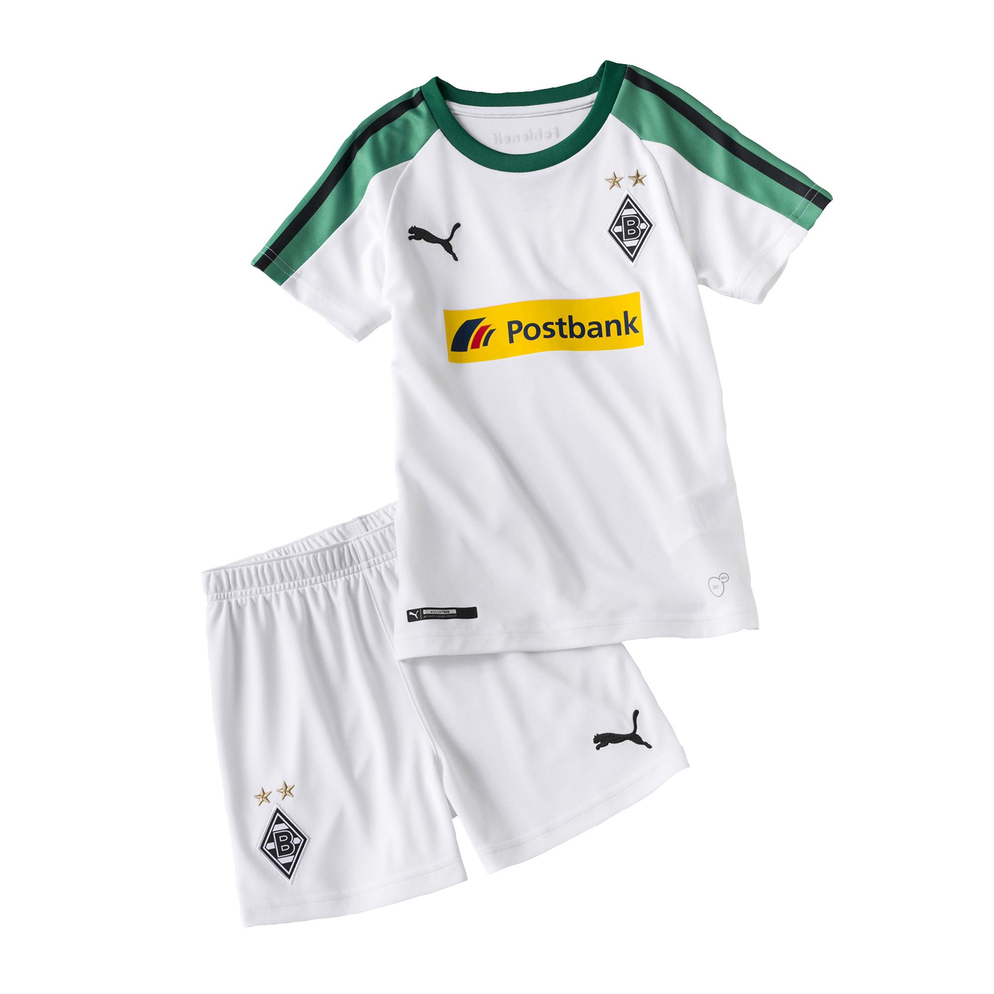 Puma Borussia Mönchengladbach - Kinder Home Minikit 18 19 - 753455-01 001 129ea4758