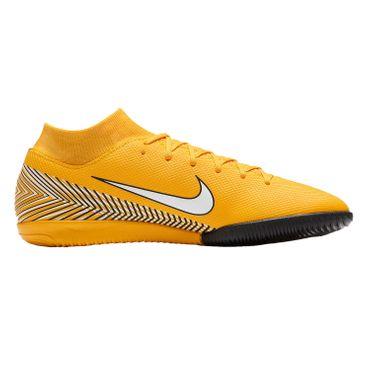 Nike Mercurial Superfly VI Academy Neymar IC - Herren Fußballschuhe Hallenschuhe - AO9468-710 orange