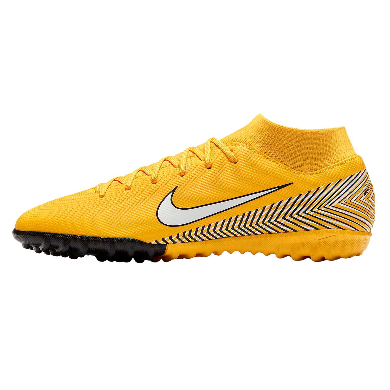check out e61b3 f60ab Nike Mercurial Superfly VI Academy Neymar TF - Herren Fußballschuhe  Multinocken - AO9469-710 orange