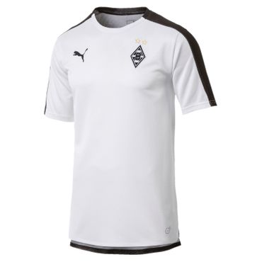 Puma Borussia Mönchengladbach - Herren Stadium Jersey Trikot - 754056-03 weiß