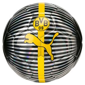 Puma One BVB Borussia Dortmund - Chrome Ball Trainingsball Gr.5 - 082987-01