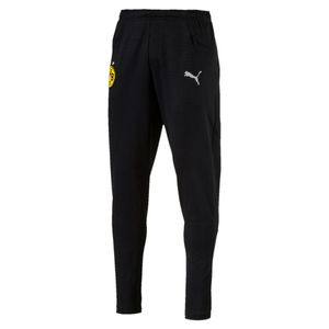 Puma BVB Borussia Dortmund - Herren Casual Sweat Pants Trainingshose - 753723-02 schwarz