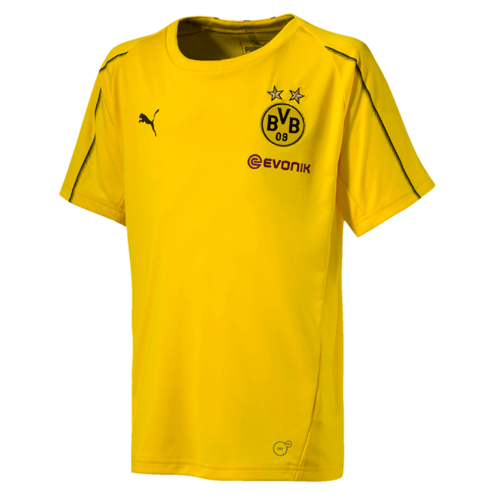 puma bvb borussia dortmund herren kinder polo shirt. Black Bedroom Furniture Sets. Home Design Ideas