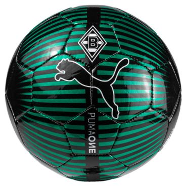 Puma One Borussia Mönchengladbach - Chrome Ball Trainingsball Gr.5 - 083002-01