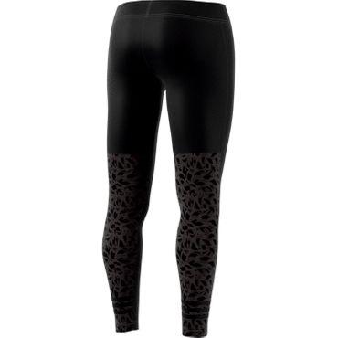 adidas ID Mesh Damen Laufhose Tight Leggings - CZ2911 schwarz