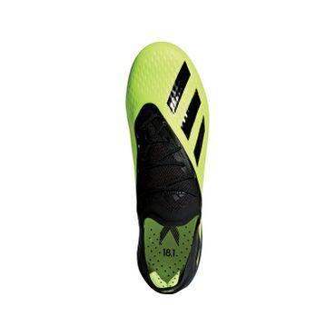 adidas X 18.1 FG - Herren Fußballschuhe Nockenschuhe - DB2251 gelb/schwarz