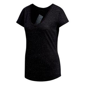 adidas ID Winners Tee - Damen T-Shirt - BQ9513 schwarz
