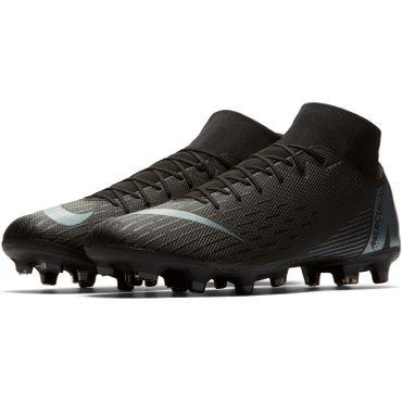 Nike Mercurial Superfly VI Academy MG - Herren Fußballschuhe - AH7362-001 schwarz