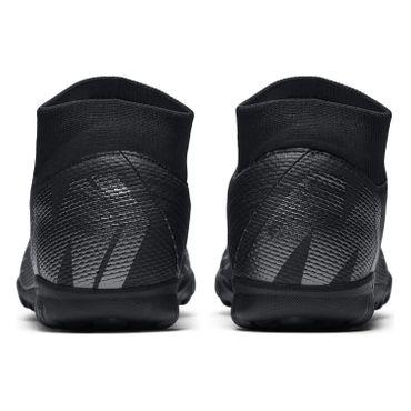 Nike MercurialX Superfly VI Academy TF - Herren Fußballschuhe Multinockenschuhe - AH7370-001 schwarz