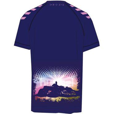 Hummel Ibiza Multicolour Jersey Trikot - Sonderauflage mit Kult DJ - 2003696-7995