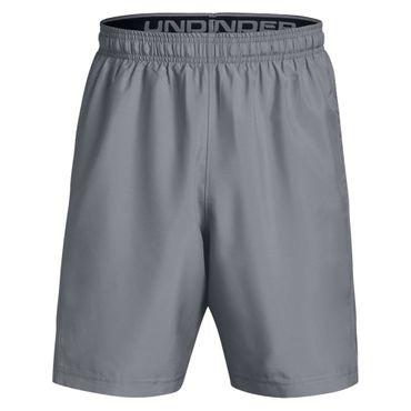 Under Armour Woven Graphic Short - Herren Fitness Short - 1309651-035 grey melange