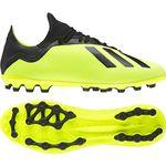 adidas X 18.3 AG - Kinder Fußballschuhe - CG7168 gelb/schwarz  001