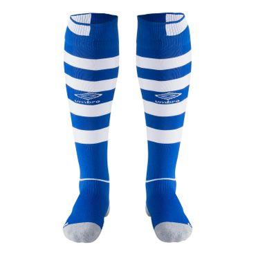 Umbro FC Schalke 04 Herren Heim Stutzen 18/19 - 79281U blau/weiß