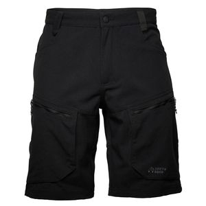 North Bend Trekk Short - Herren Trekkingshort Outdoorshort - 135374-9500 schwarz