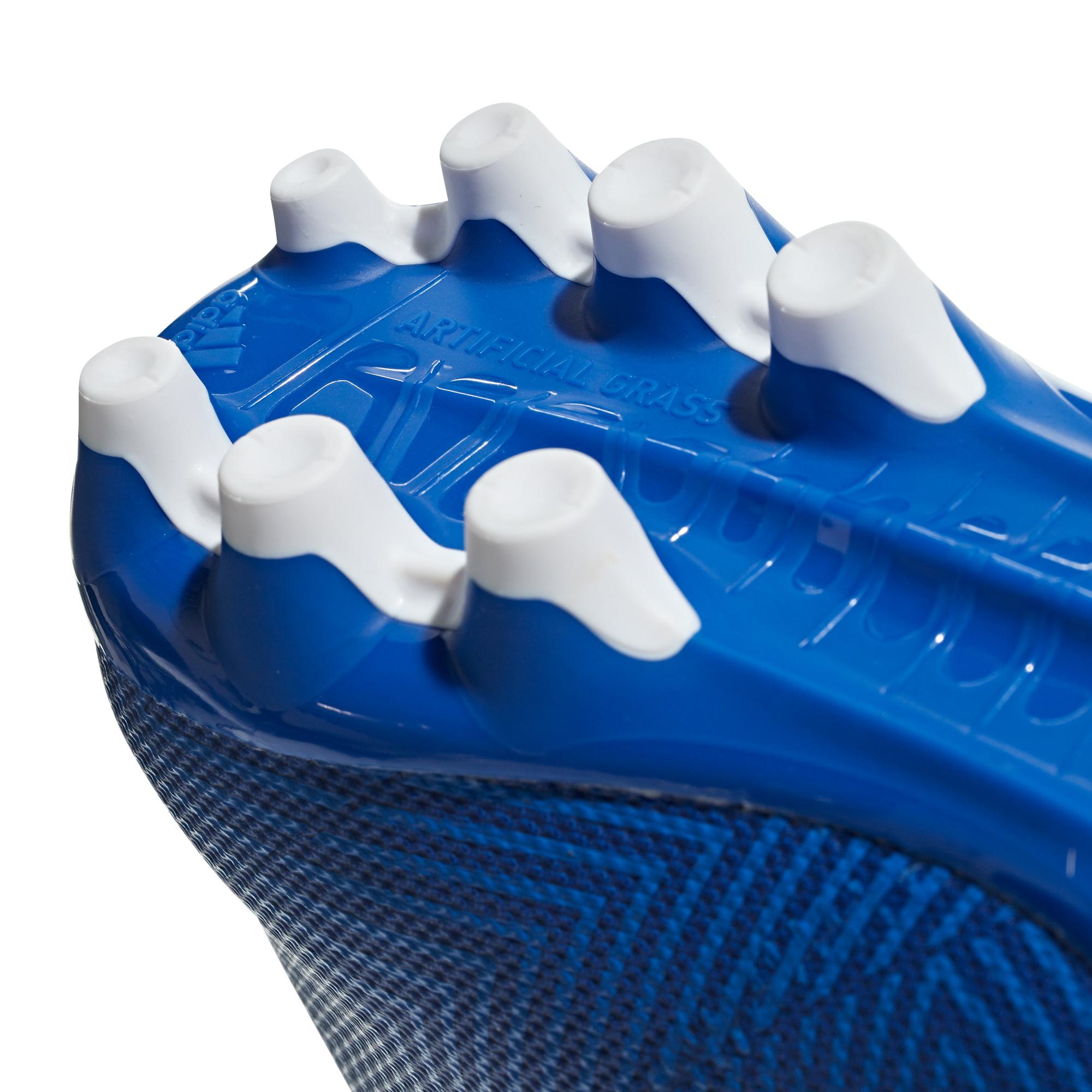 f5d489e36 adidas Nemeziz 18.3 AG - Herren Fußballschuhe Kunstrasenschuhe - BC0301 blau /weiß ...