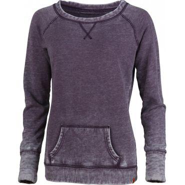 York Isabell - Damen Sweatshirt Pullover - 136316-4007 lila