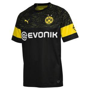 Puma BVB Borussia Dortmund - Kinder Auswärtstrikot 18/19 - 753319-02 schwarz