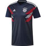 adidas FC Bayern München - Kinder Pre-Match Shirt Warmmachshirt - CW5819 navy 001