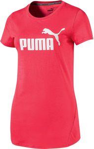 Puma Essential No.1 - Damen Fitness Freizeit T-Shirt - 838397-18 pink