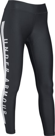 Under Armour Branded Ankle Tight - Damen Leggings Tight Laufhose Running Hose - 1320587-001 schwarz
