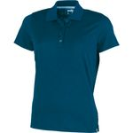 High Colorado Boston - Damen Polo Shirt - 136266-5006 petrol 001