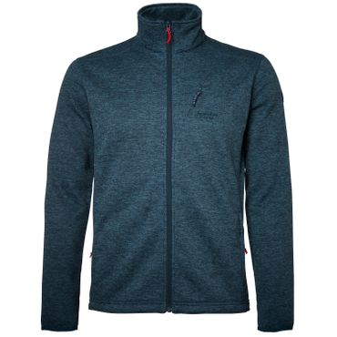 North Bend ACT Knit - Herren Fleecejacke Outdoorjacke - 136588-5885 blau