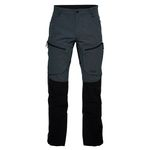 North Bend Trekk Pants - Herren Trekkinghose Outdoorhose - 135371-7005 dunkelgrau 001