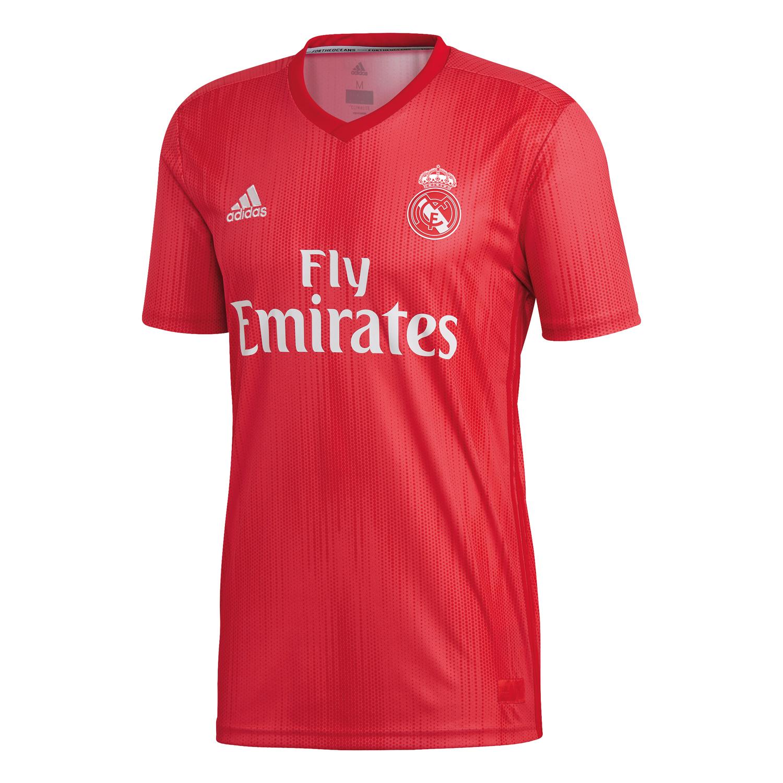 adidas Real Madrid Herren Ausweichtrikot - DP54...