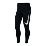 Nike Power Essential Tight - Damen Fitness Running Leggings Tight - AH4857-010 schwarz 001
