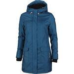 High Colorado Turin - Damen Winterparka Winterjacke - 136276-5839 blau 001