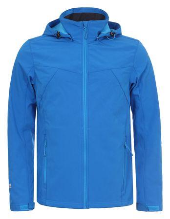 Icepeak Lukas - Herren Softshelljacke Outdoorjacke - 257974682-935 - blau