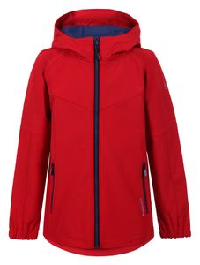 Icepeak Rakin Jr - Kinder Softshelljacke Outdoorjacke - 251817682-651 - rot