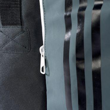 10x adidas Tiro Teambag - Large - Sporttasche ohne Bodenfach - B46126 schwarz