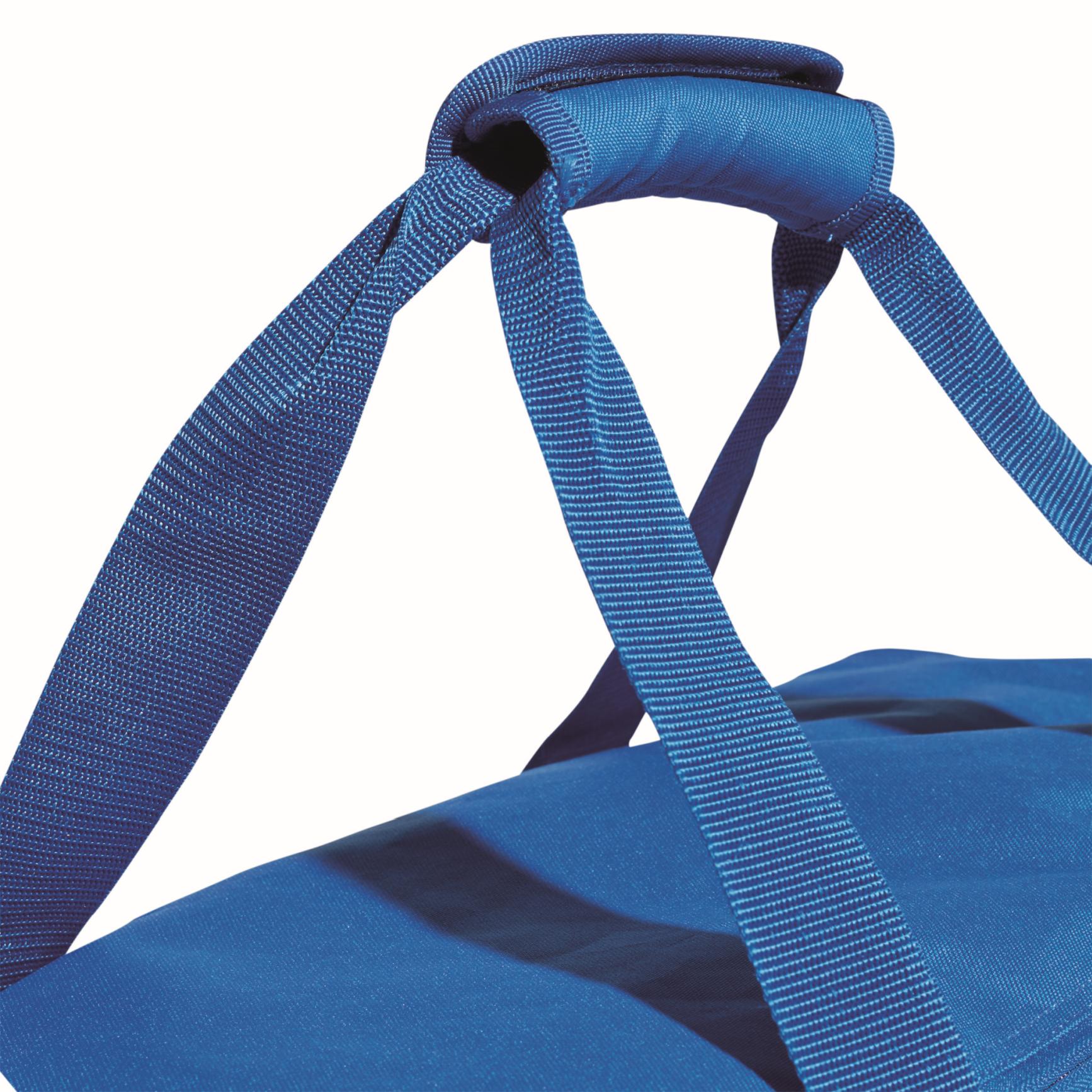 4f06873882c08 10x adidas Tiro Teambag - Medium - Sporttasche mit Bodenfach - BS4752 blau  – Bild 4