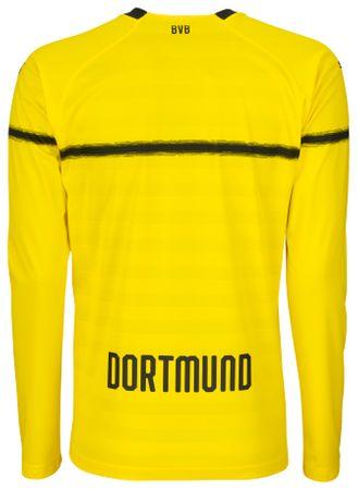Puma BVB Borussia Dortmund Herren Longsleeve UCL Cup Trikot 18/19 -753323-11