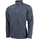 High Colorado Zone - Herren Fleecerolli Fleece Pullover - 134070-7003 anthrazit 001
